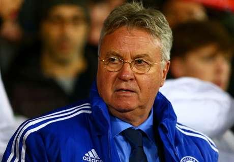 Hiddink: Chelsea Sekarang Lebih Stabil