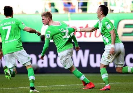 Late De Bruyne strike denies Schalke