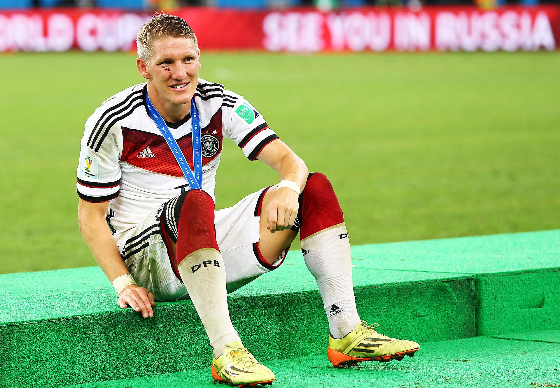 Schweinsteiger anuncia aposentadoria da seleção alemã: