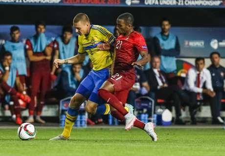 U21s RATINGS: Sweden 0-0 Portugal