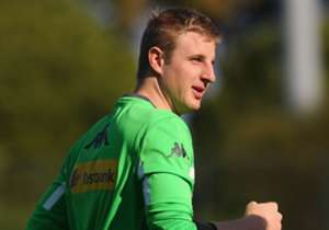 Für Mönchengladbach absolvierte Martin Hinteregger zehn Bundesliga-Einsätze