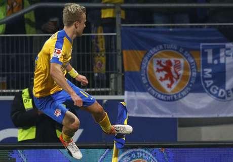 2. Liga: Braunschweig feiert Heimsieg