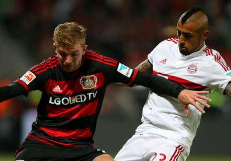 AO VIVO: B. Leverkusen 0 x 0 Bayern Munique