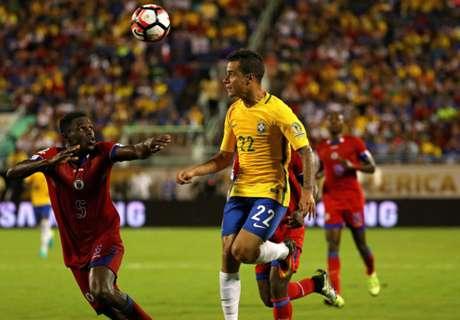 Copa: Haiti ohne Chance gegen Brasilien