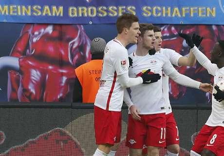 RB Leipzig trotzt der Mini-Krise
