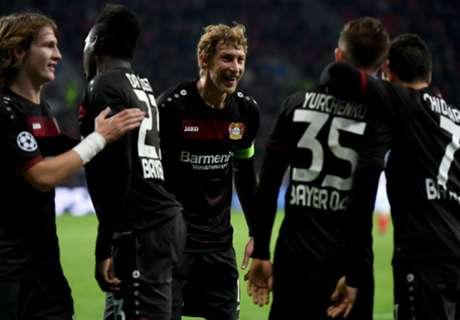 Yurchenko & Brandt shine for Bayer