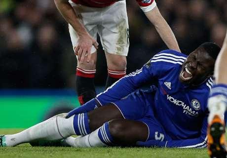 Hiddink on Zouma injury impact