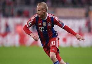 Sebastian Rode spielt seit 2014 beim FC Bayern München