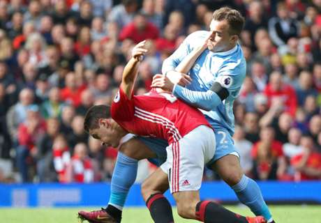 Manchester United-Stoke City 1-1: Nuovo stop