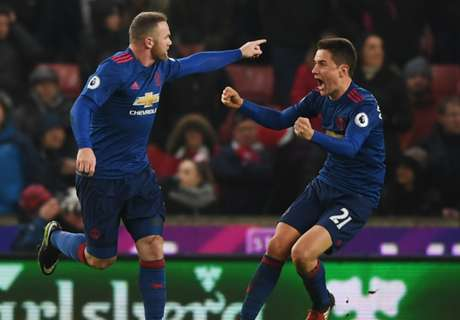 EPL: Rooney trifft Last-Minute