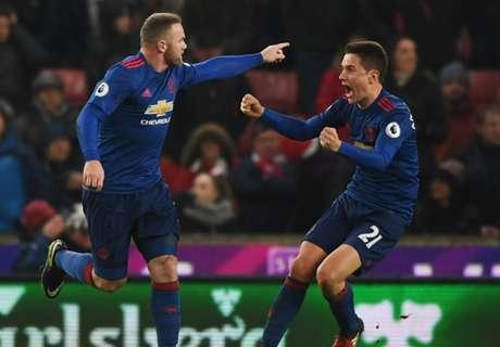 VIDEO: Rooney-Hammer gegen Stoke