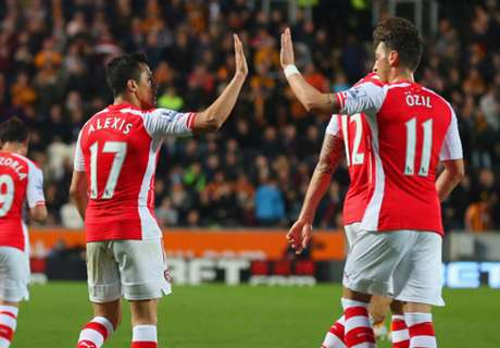 Arsenal souverän - Blues sind Meister
