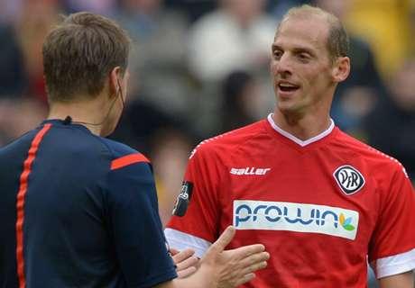 3. Liga: Schwarz und Barth gesperrt