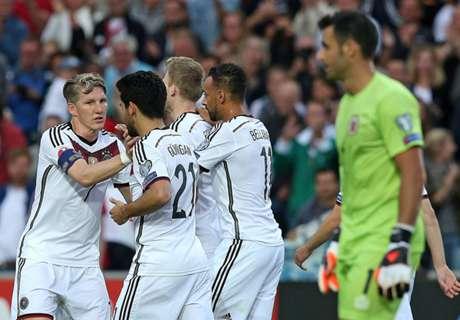 Euro 2016 | Gibraltar 0-7 Alemania