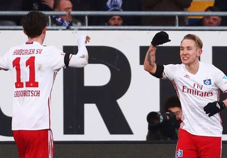 HSV erkämpft Sieg im Kellerduell