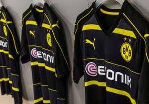 Nachdem das Heimtrikot für die kommende Saison bereits bekannt ist, haben PUMA und Dortmund nun auch das neue Auswärtstrikot für 2016/17 vorgestellt.