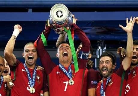 WM-Quali: Portugal zurück im Alltag