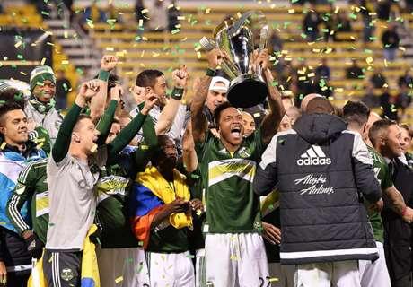 Portland Timbers sind MLS-Champion