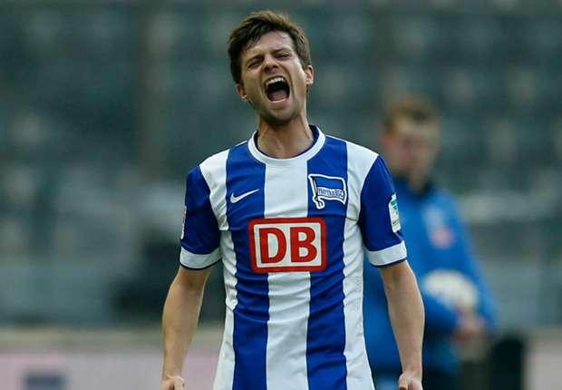 Verlor mit der Hertha 0:2 gegen Freiburg: Valentin Stocker