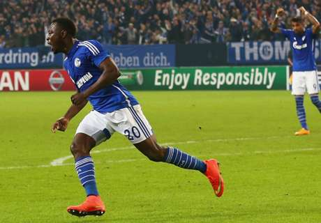 Obasi scores brace for AIK Fotboll