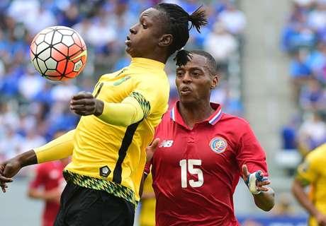 Gold Cup: Dämpfer für Costa Rica