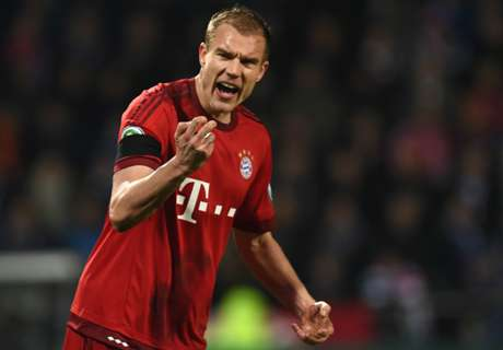 Badstuber looking forward to return