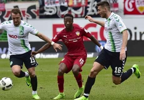 2. Liga: Alarm bei VfB und H96