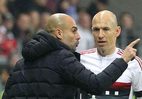 Pep: Robben Tetap Pemain Pilar Bayern