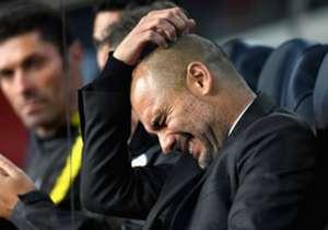 El entrenador del Manchester City cumple 46 años en una semana complicada tras perder 4-0 ante el Everton