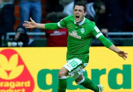 Hoffenheim-Werder 1-1 (résumé)
