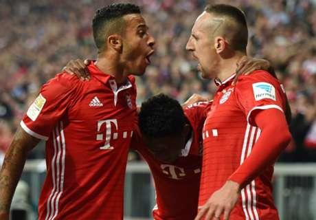 Nueva goleada de Bayern Munich