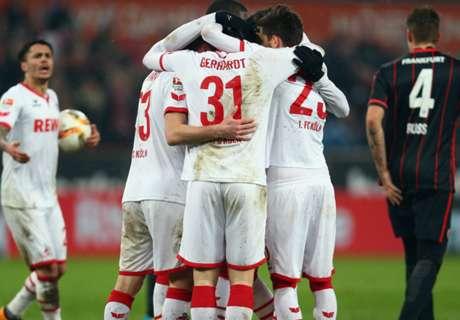 Bundesliga, 21ª - Vince il Colonia