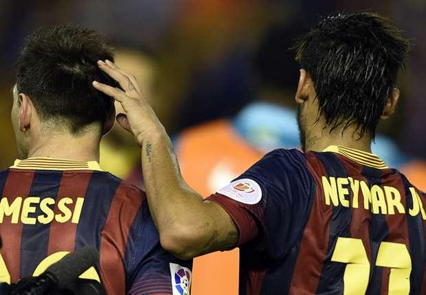 """""""Todo se perturbó con la llegada de Neymar"""""""