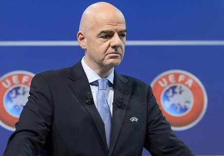 UEFA: Infantino als FIFA-Kandidat