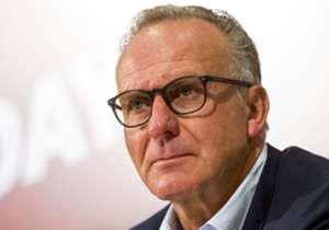 Für Karl-Heinz Rummenigge ist beim FCB alles geklärt