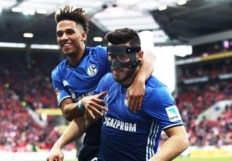 Cruciale zege Schalke op Mainz