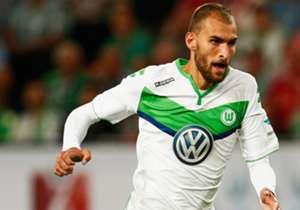 Bas Dost kam 2012 aus Heerenveen nach Wolfsburg