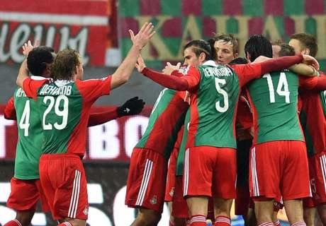 Lok Moskau russischer Pokalsieger