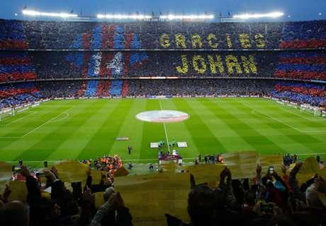 Barça vernoemt ministadion naar Cruijff