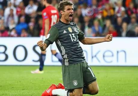 Clasif. Mundial: Noruega 0-3 Alemania