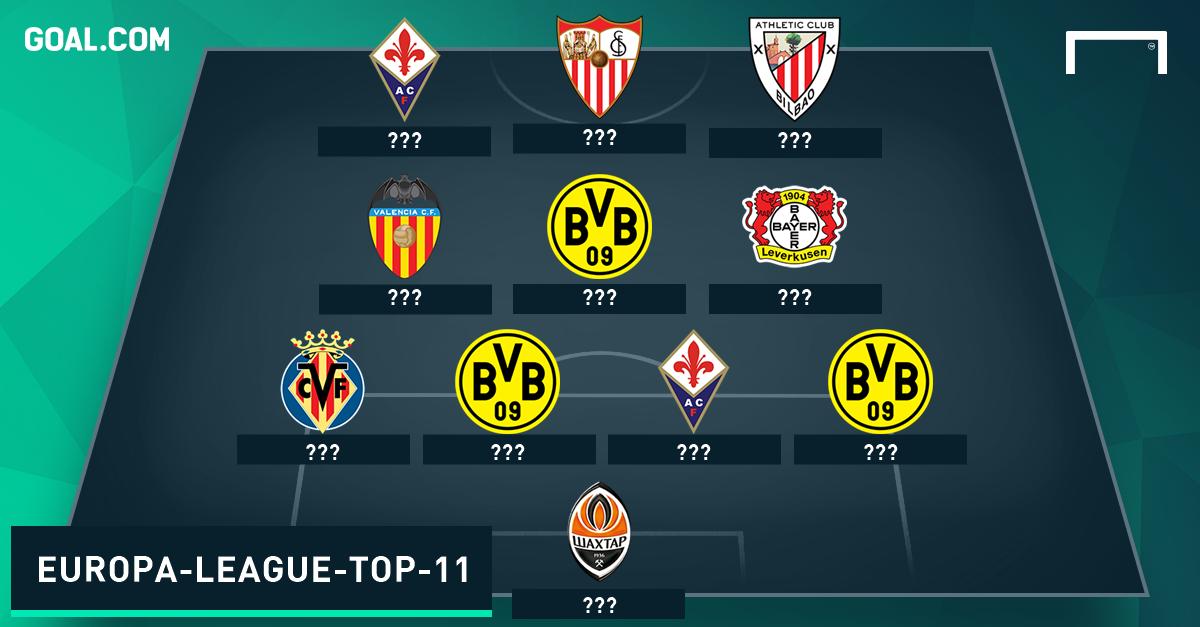 goal europa league