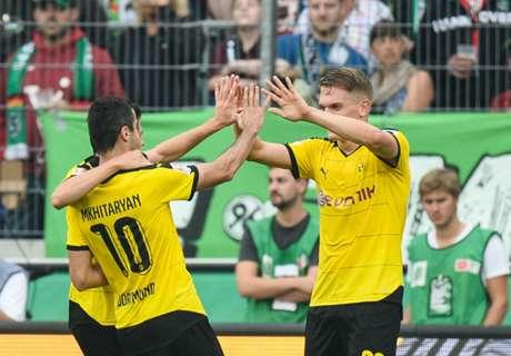 REPORT: Hannover 2-4 Dortmund