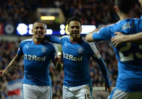 Schottland: Rangers zurück im Oberhaus