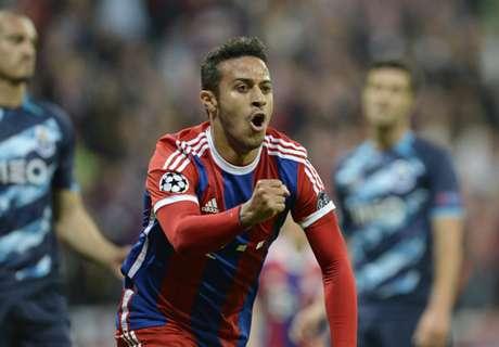 LIVE: Bayern Munich 5-0 Porto (6-3 Agg.)