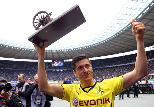 Lewandowski a guarantee for success, says Schmelzer
