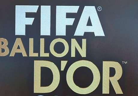 Ballon d'Or: Die 30 Nominierten