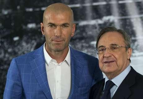 Ein ruhiger Transfer-Sommer in Madrid