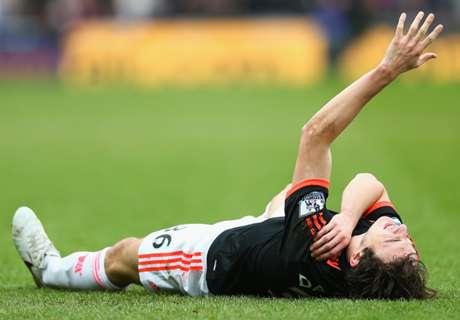 United: Darmian an Schulter verletzt