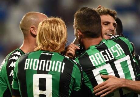 Sassuolo goleó a Athletic Club