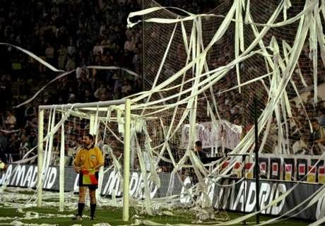 Antiviolencia multará a Sevilla, Espanyol y Cádiz